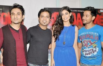 Kunal, Pooja and Vir Das promote Go Goa Gone