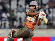 Sunrisers Hyderabad rout Pune Warriors India by 22 runs