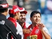 Punjab bowler Piyush Chawla