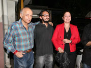 Pooja Bhatt at Aashiqui 2 special screening