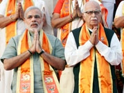 Political parties take on BJP's prime ministerial candidate