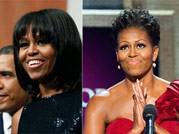 From bob to bangs: US First Lady Michelle Obama's changing hairstyles