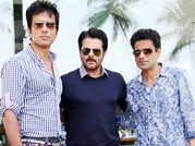 The star cast Anil Kapoor, Manoj Bajpayee and Sonu Sood are on a promotional spree.