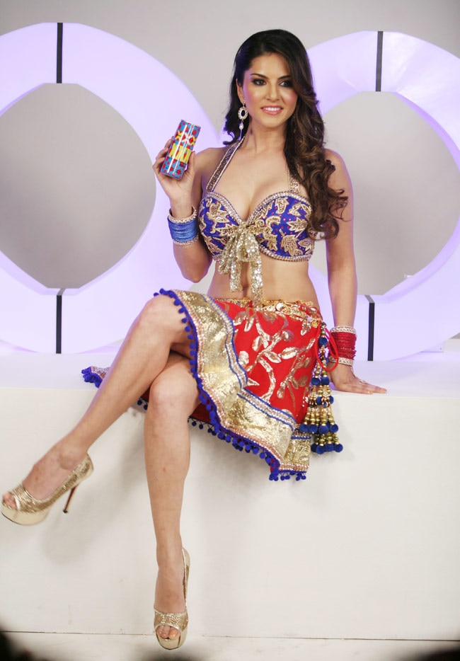 Sunny Leone shoots for XXX drink | IndiaToday