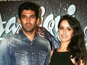 Aditya and Shraddha celebrate Aashiqui 2's success