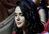 Preity Zinta promotes Ishkq in Paris