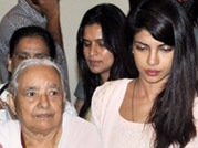 Celebrities pay condolences at prayer meet for Priyanka Chopra's dad