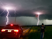 Five killed in Oklahoma tornadoes, storms move northeast