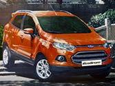 Dynamics of a sedan, advantages of an SUV. Ford EcoSport comes to India!