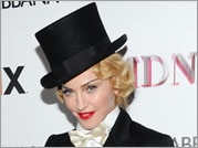 Sexy and she knows it: Madonna turns ringmaster!