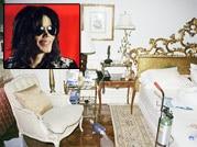 Inside MJ's bedroom