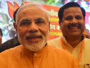 Narendra Modi becomes BJP's election campaign committee chief