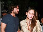 Bebo's dinner date with Saif
