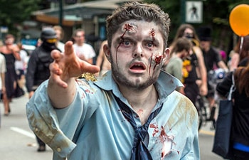 Still from World War- Z