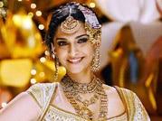 Sonam and Nargis turn royal brides on ramp