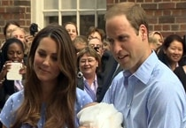 Royal baby, Baby Cambridge, Kate Middleton, Prince William, St Mary's Hospital