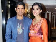 Sonam Kapoor & Farhan Akhtar