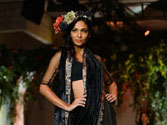 Bridal fashion gets gothic makeover as black becomes the new red