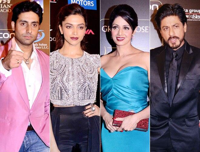 Bollywood celebs dazzled at IIFA green carpet.