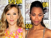 Celebs at Comic-Con International Convention