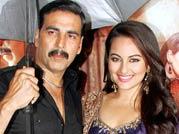 Will Akshay, Sonakshi jodi be third time lucky?