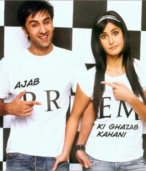 Katrina, Salman, Ranbir