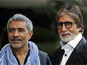 Prakash Jha and Amitabh Bachchan