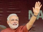 Narendra Modi put through Deccan Test: Addresses a mega rally in Hyderabad