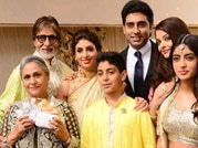 An evening with the Bachchans