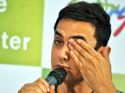 When Aamir cried remembering struggling days