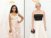 Best and worst dressed celebrities at Emmys 2013