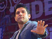 Farhan Akhtar's guts and glory!