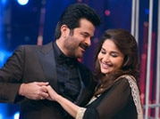 Madhuri Dixit, Anil Kapoor revive their chemistry