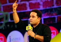 Practice and hardwork are most important factors in achieving sucess, says Amish Tripathi