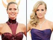 Demure flowing gowns ruled the Emmy's red carpet fashion