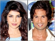 Did Priyanka, Shahid bump into each other?