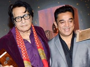 Manoj Kumar, Kamal Hassan honoured!