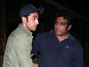 Ranbir, Anurag Basu can't get enough of each other!