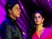 SRK, Katrina perform at a wedding in London