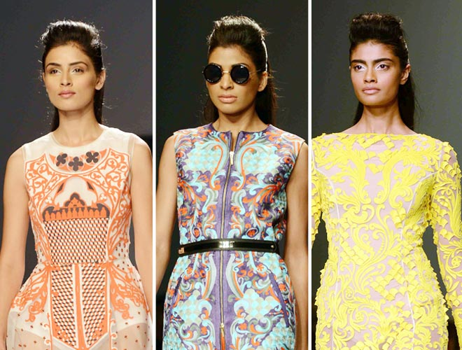 We bring you the best of trends fresh off the Wills Lifestyle India Fashion Week runway.