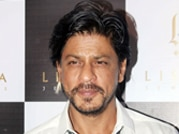 SRK looks jaded, worn-out at jewellery launch event