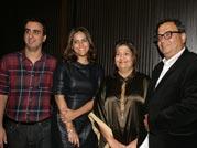 Bollywood stars celebrate Subhash Ghai's wife's birthday bash