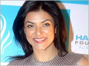 Sushmita Sen gets Mother Teresa Award
