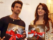 Hrithik Roshan launches Krrish 3 accessories with sister-in-law
