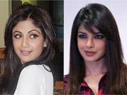 Shilpa Shetty and Priyanka Chopra