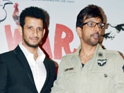 Jaaved & Sharman Joshi promote War Chhod Na Yaar