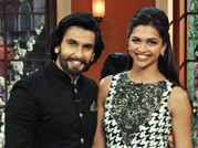 Deepika-Ranveer's Comedy Nights with Kapil