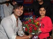 Vivek Oberoi hosts Krrish 3 screening for kids