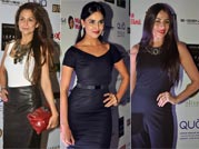 Beauties dazzle at India Resortwear Fashion Week press meet
