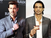 Bollywood hunks endorse high-end products